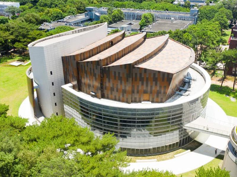大禮堂(Multi-functional Auditorium)
