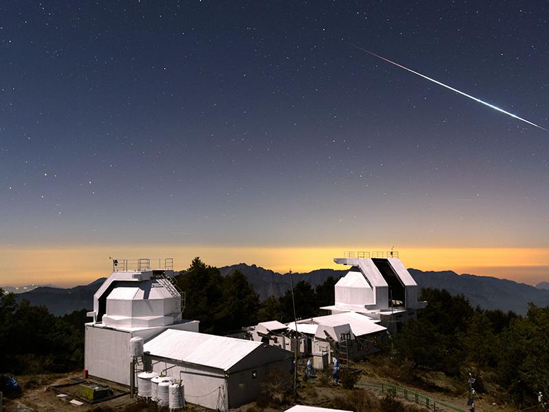 鹿林天文台(Lulin  Observatory)
